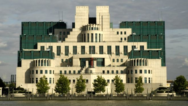 MI6 floor plans lost by building contractor