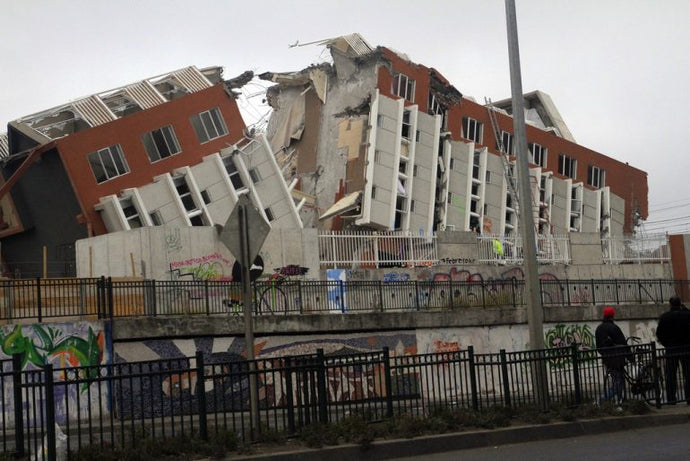 Building Performance Assessment For Earthquakes Breaks