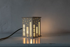 Sustainable Wooden Lights Creating a Cosy Corner in your Home