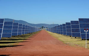 Construction starts on 220-megawatt solar park in Mexico