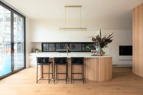 THE BLOCK 2020 Kitchens feature SATARA KITCHEN STOOLS