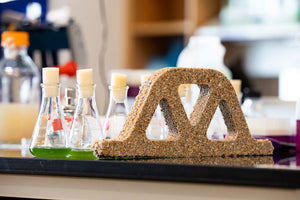This Regenerative Building Material is Made From Sand and Bacteria
