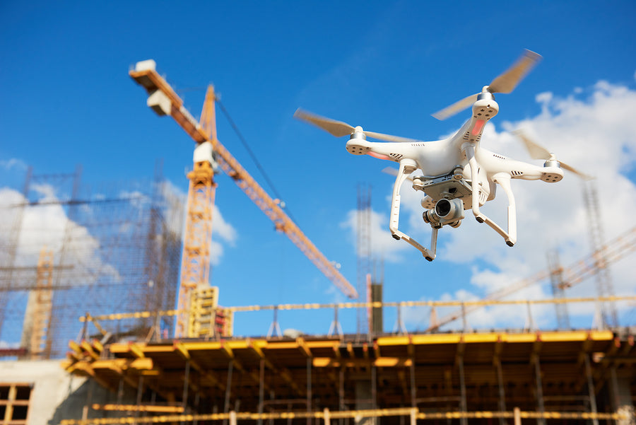 Technology trends that will reshape the construction industry