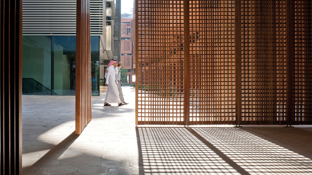 Masdar City - Eco-city on the Persian Gulf