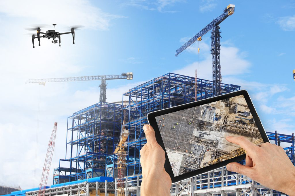 Drones to propel new innovations in the construction industry