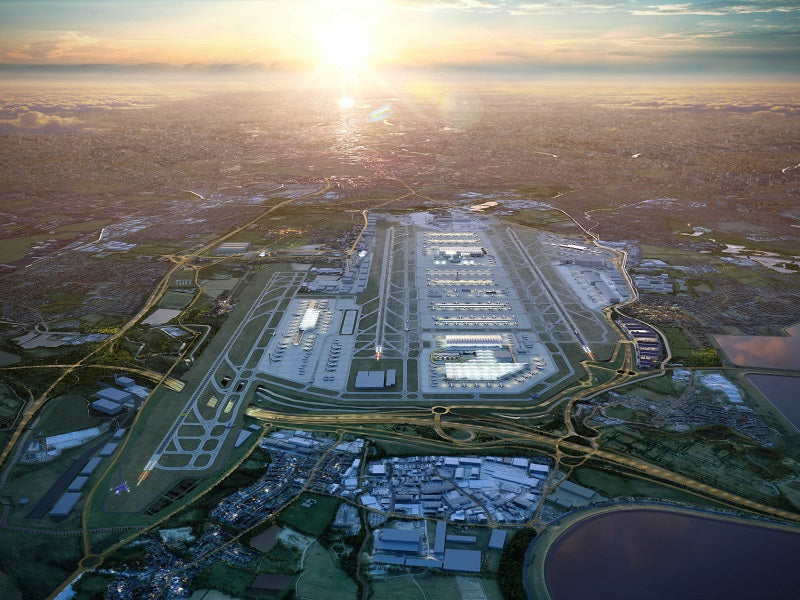 Innovative infrastructure: how technology is changing airport construction