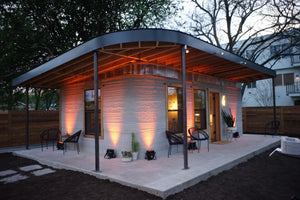 US firm builds 3D printed house in less than a day