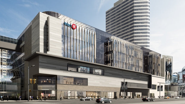 BMO building new 'urban campus' at corner of Yonge and Dundas