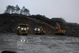 Autonomous dump trucks to operate in Norwegian stone quarry