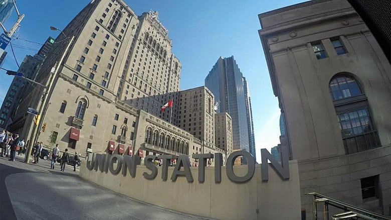 Despite delays, Union Station construction marks another milestone as new food hall opens