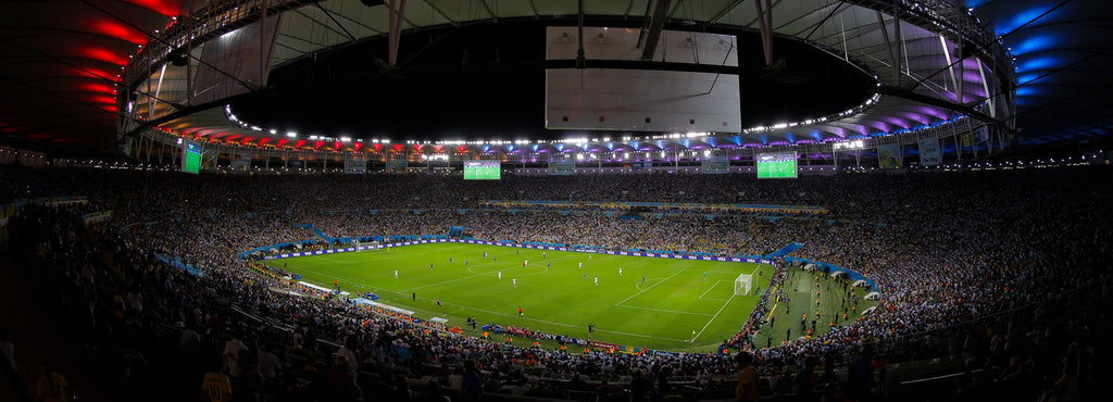 the world cup stadiums that have had the biggest impact