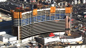 Worker killed at Wynn Boston Harbor construction site