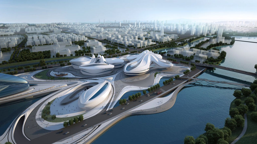 Zaha Hadid: A complete list of unbuilt designs