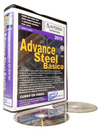 Advance Steel 2019