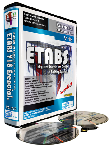 ETABS V18 Integrated Analysis and Design of Building Systems.