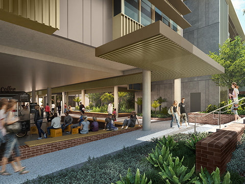 Hassell's mental health facility design lauded