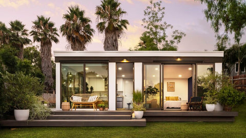 These Sleek Houses Are 3D Printed, and They Fit in Your Backyard