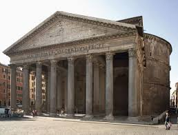 The uncanny architecture of the Roman Pantheon