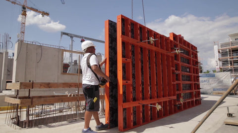 """PASCHAL formwork creates a solid foundation for the """"Treetop Walk Alsace"""""""