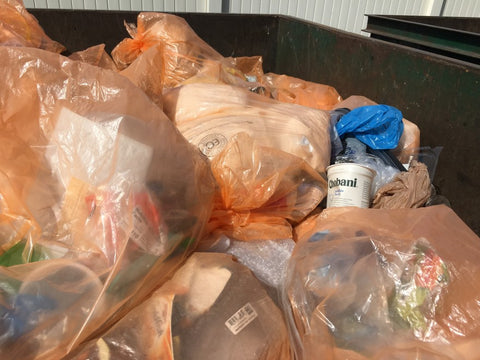 Boise's Orange Bag Plastics Could Be Coming To A Construction Project Near You