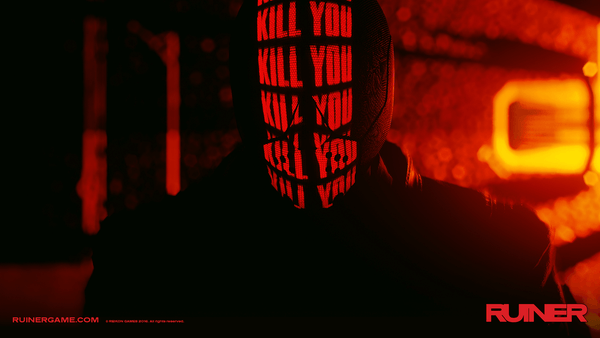 CYBERPUNK SHOOTER 'RUINER' UPLOADS NEW BRUTAL CONTENT IN 'SAVAGE UPDATE'