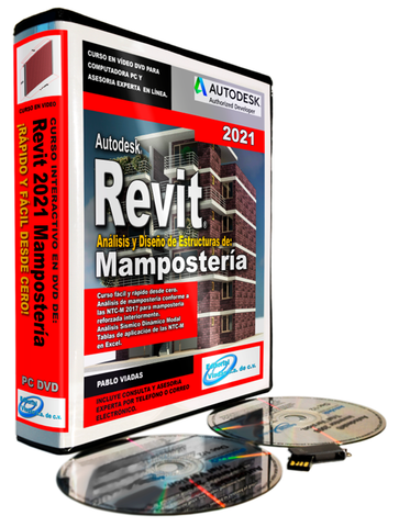 Revit Structure 2021 Tutorial en Español para Análisis y Diseño de Estructuras de Mampostería - Construction Supply Magazine