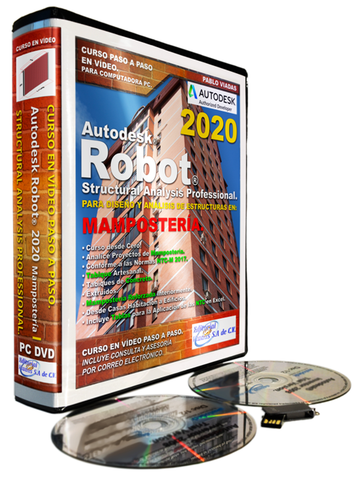 Autodesk Robot 2020 para Estructuras en Mampostería - Construction Supply Magazine