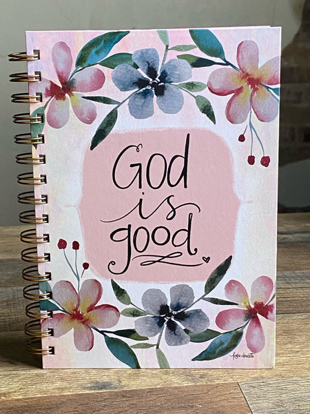 God Is Good Journal