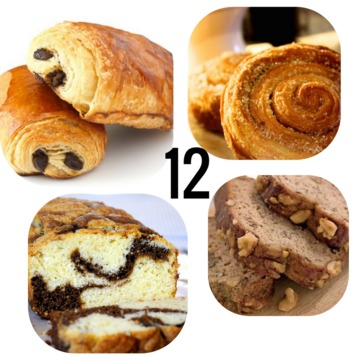 Morning Bakery Mix (12)