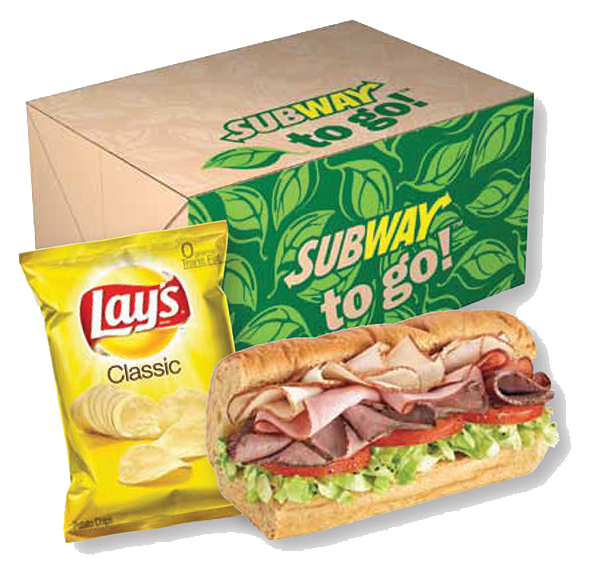 W.S Hawrylak Cold Cut Lunch Box Meal