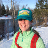 Balsamroot in the Cascades Trucker Hat