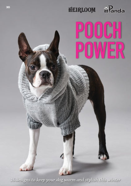 Pooch Power Booklet