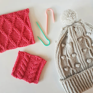 Cable Knitting - February 29