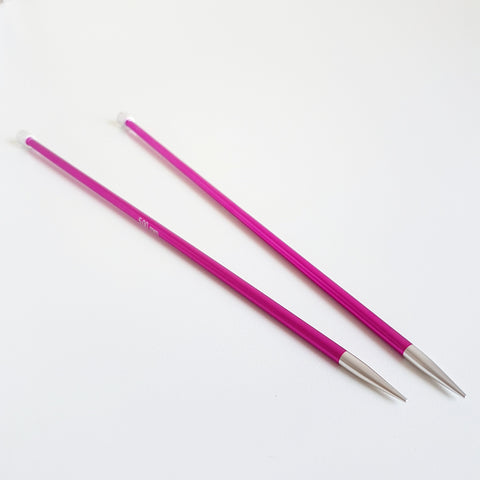 Knitpro Zing Straight Needles