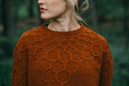 Wool and Honey Pattern