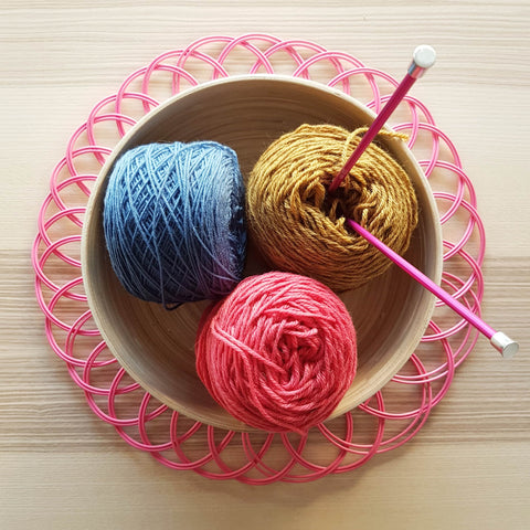Beginners Knitting - March 14