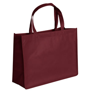 Celebration Tote Bag in Burgundy Ben