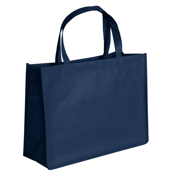 Celebration Tote Bag in Navy Blue Ben