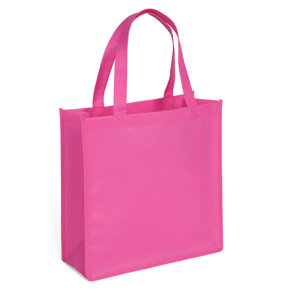Celebration Tote Bag in Bright Pink Abe