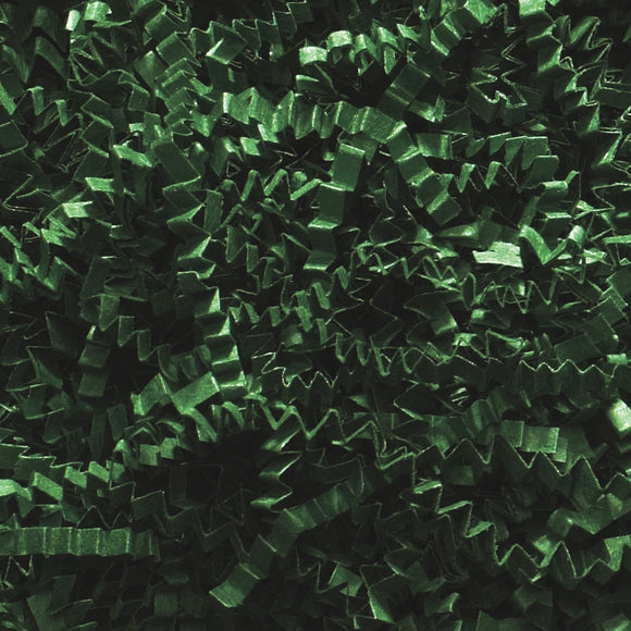 Crinkle Cut Shred - Forest Green