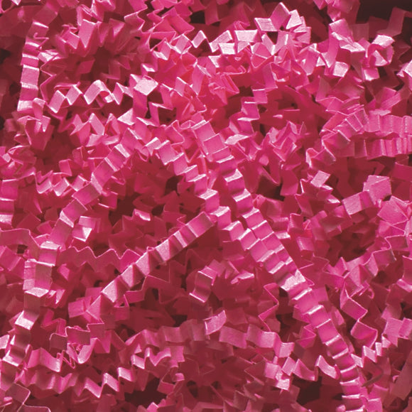 Crinkle Cut Shred - Fuchsia