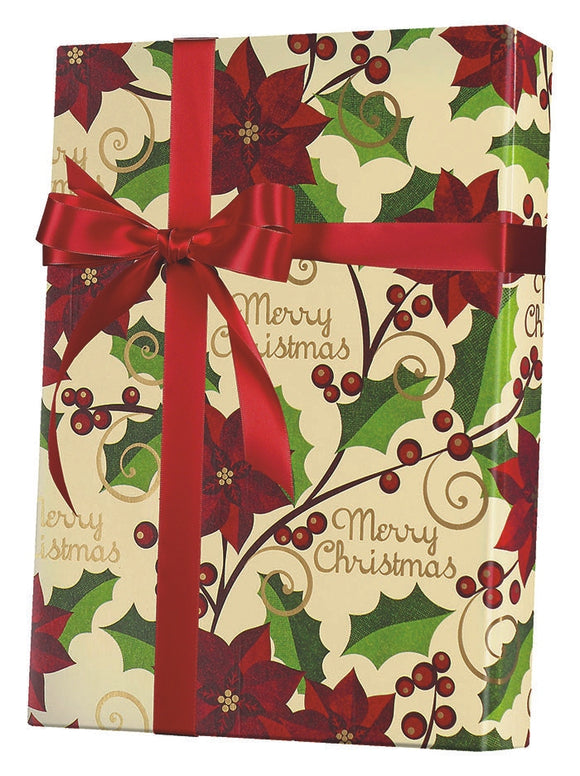 A Very Merry Christmas Gift Wrap