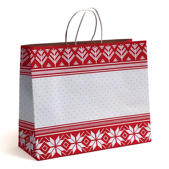 Alpine Sweater Gift Bags