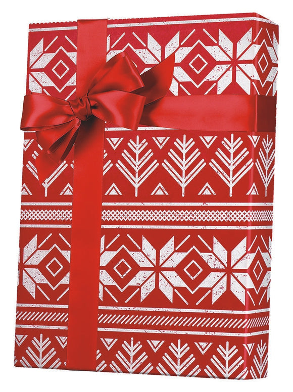 Alpine Sweater Gift Wrap