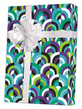 Arch Deco Reversible Gift Wrap