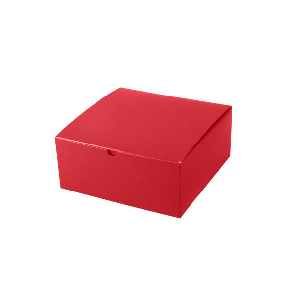 Gift Boxes - Red Gloss - 8