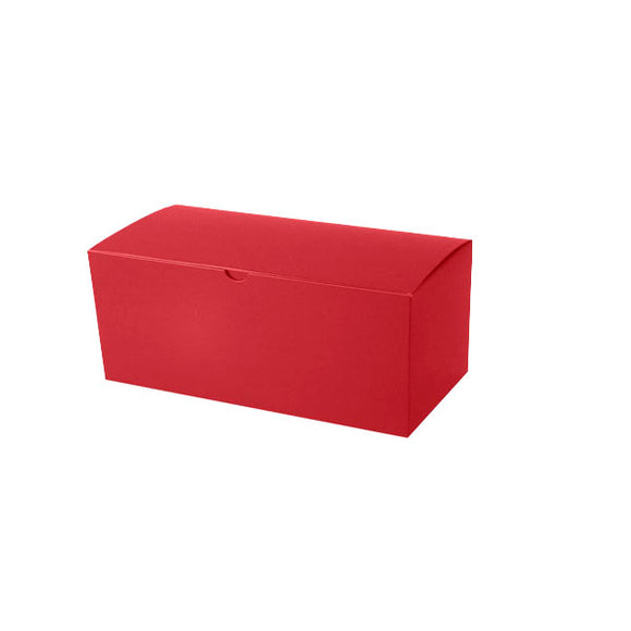 Gift Boxes - Holiday Red Gloss - 9