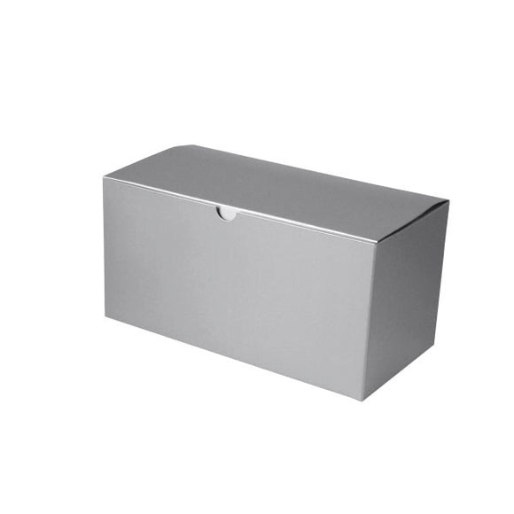 Gift Boxes - Silver Gloss - 12