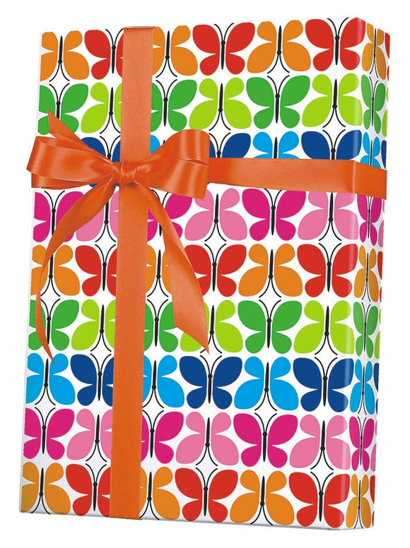 Butterfly Reflections Gift Wrap