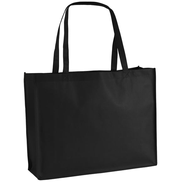 Celebration Tote Bag in Black George
